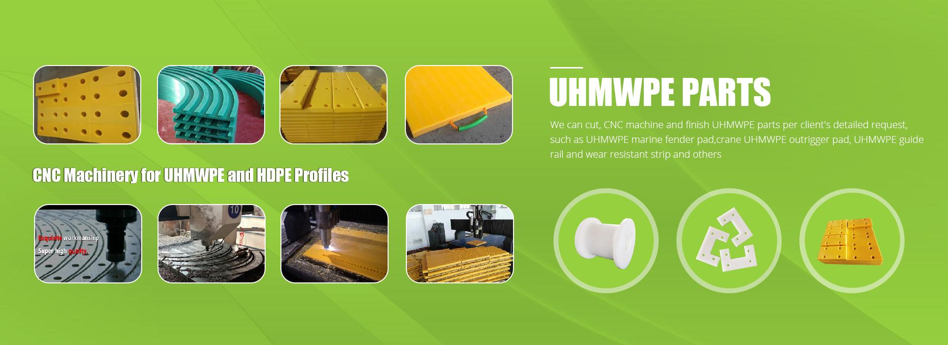 UHMWPE Profiles