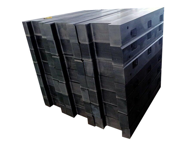 UHMWPE Chain Guide machined profiles