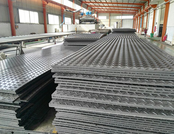 28mm thickness HDPE Ground Mats