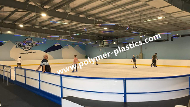 Ice Rink Dasher Boards for Australian Client