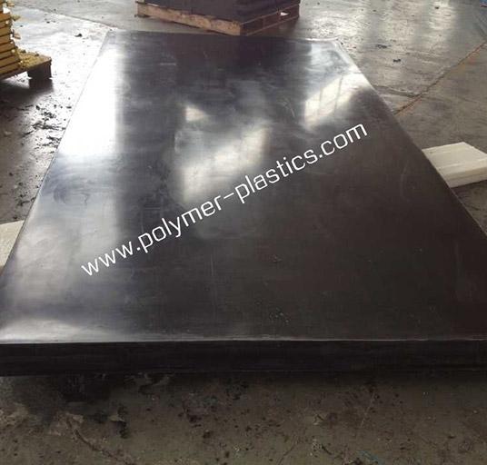 Black Anti-static UHMWPE Sheet