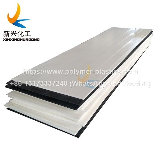 ceramic filled uhmwpe sheet