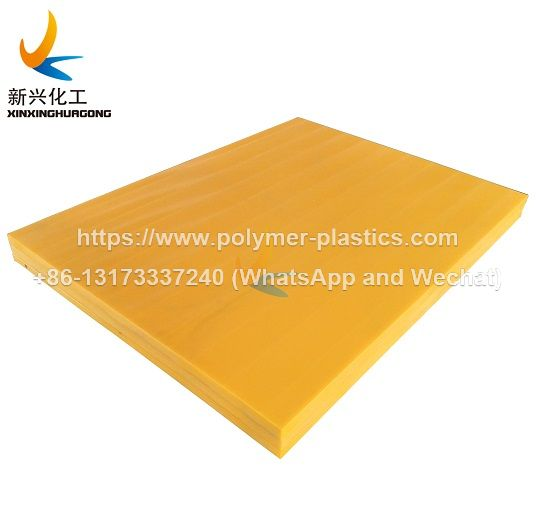 cut to size uhmwpe block