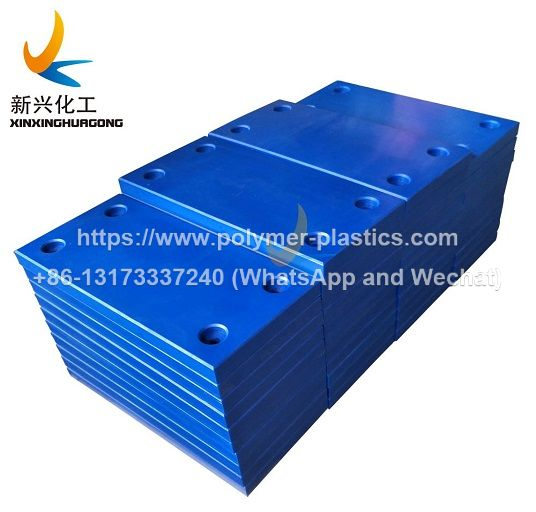 uhmwpe fender face pad