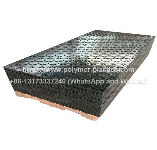 temporary road mat solution