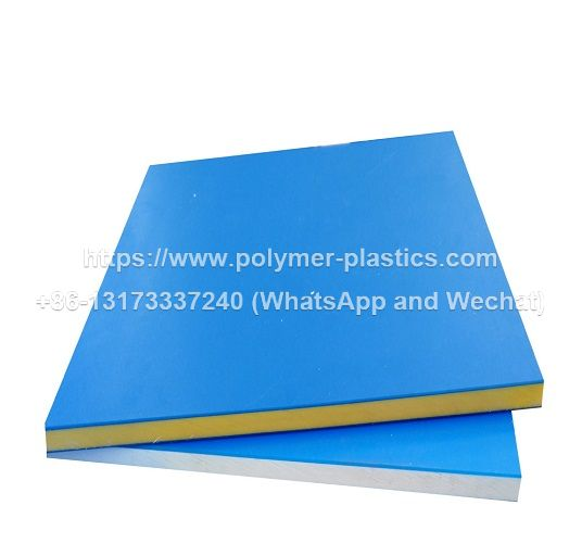 double color uhmwpe