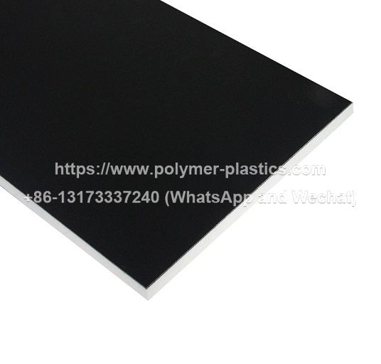 virgin dual color uhmwpe sheet