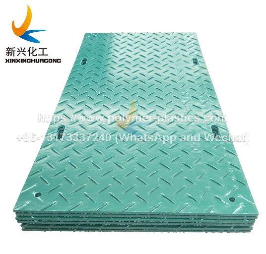 temporary uhmwpe hdpe access mats