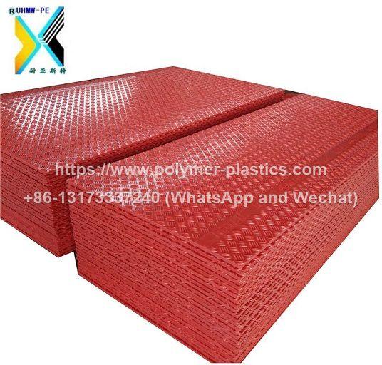 hdpe ground mats