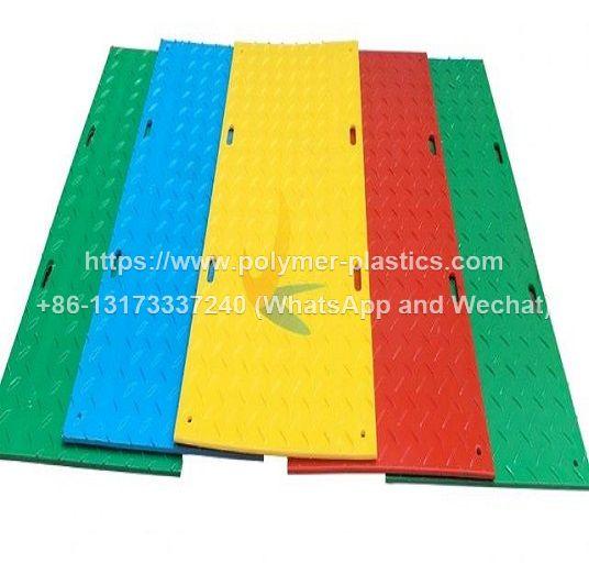 uhmwpe hdpe turf protection mats