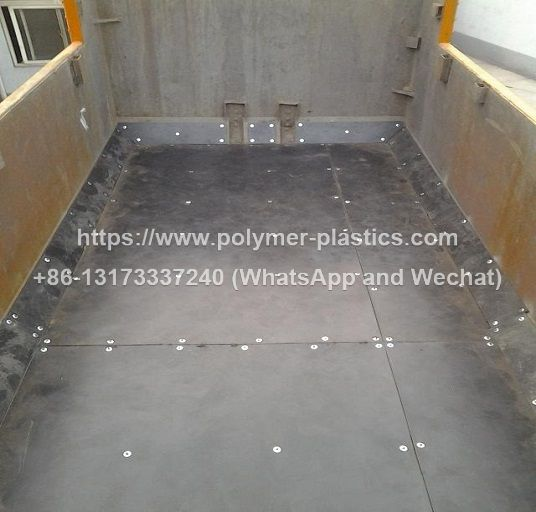 uhmwpe plastic truck liner