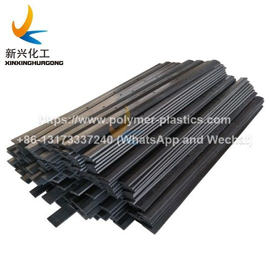 uhmwpe plastic conveyor wear strip