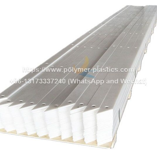 wear resistant uhmwpe strip