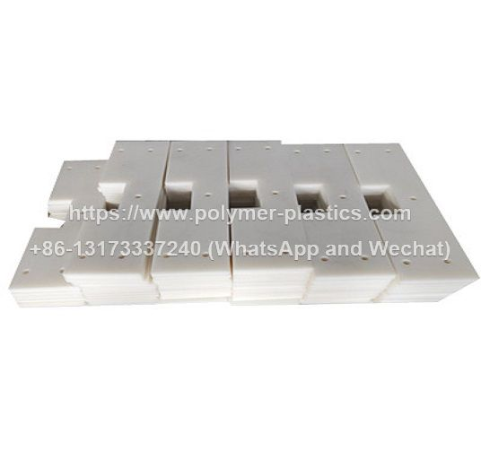 uhmwpe scraper blade and drag fight