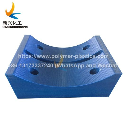 uhmwpe pipe support and pipeline support