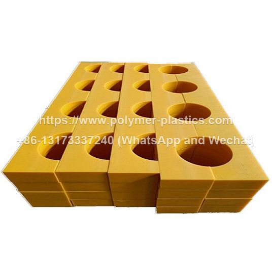 uhmwpe pipe spacer