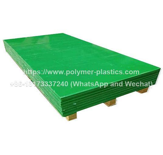 smooth flat surface hdpe sheets