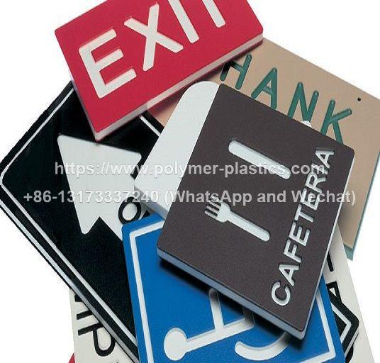 2440x1220mm color core hdpe sheet