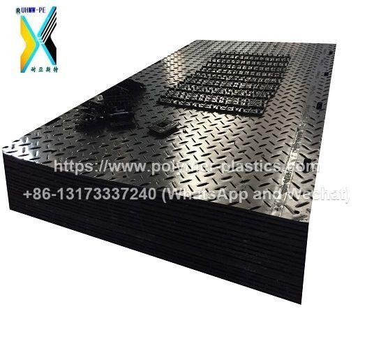ground protection matting