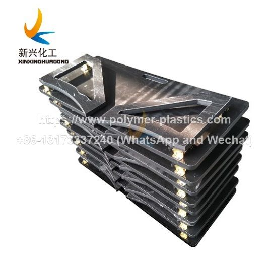 high impact HDPE board for soccer rebounder wall