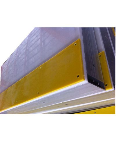aluminum frame ice rink dasher boards