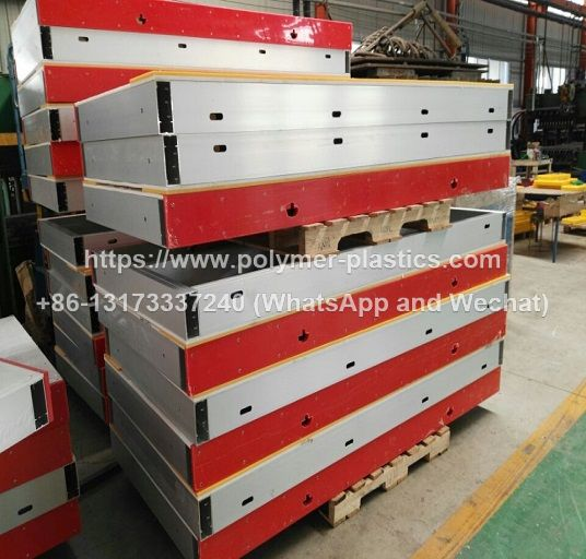 aluminum frame ice rink hockey barrier dasher boards