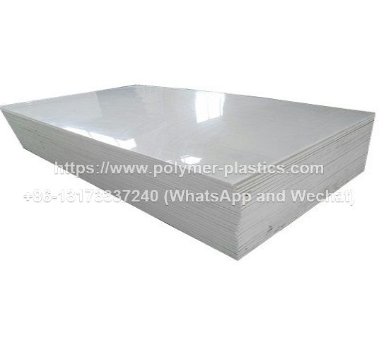 0.91 and 0.93 density PP Polypropylene sheet