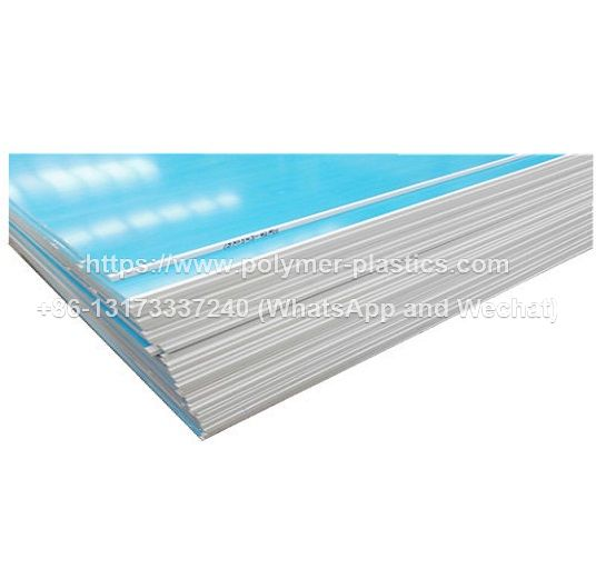 Colored PP Corrugated Sheet Polypropylene sheets