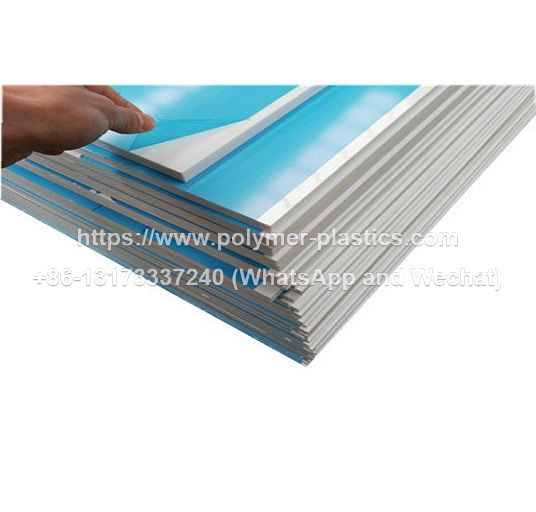 Cut To Size Polypropylene Sheet of size 2440x1220mm