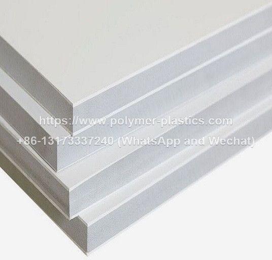 white PVC sheet and rigid PVC sheet