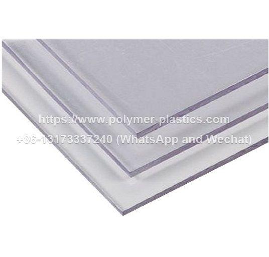 PVC foamed sheet