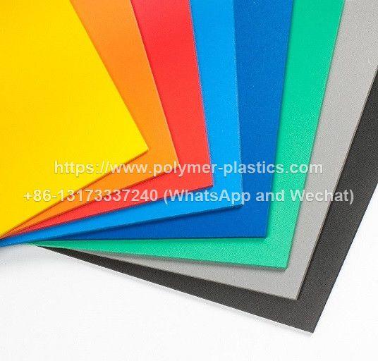 White Polyvinyl Chloride (PVC) Sheet