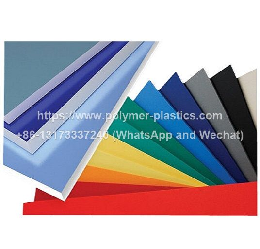 Hard PVC sheets Foam PVC Sheets