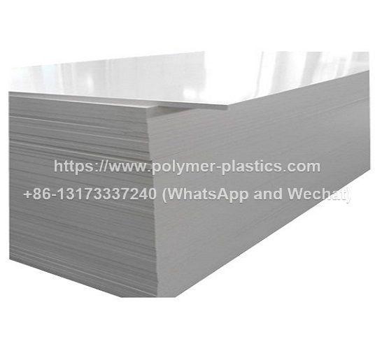 Rigid Coloured PVC sheet PVC Corrugated Sheets Grey Extruded Pvc Sheet