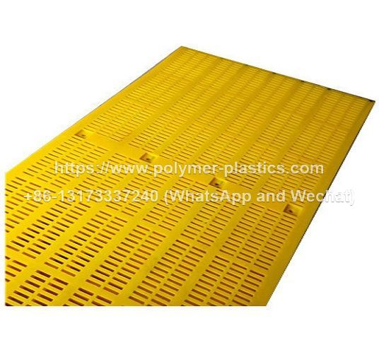 PU sieve and Polyurethane dehydration board