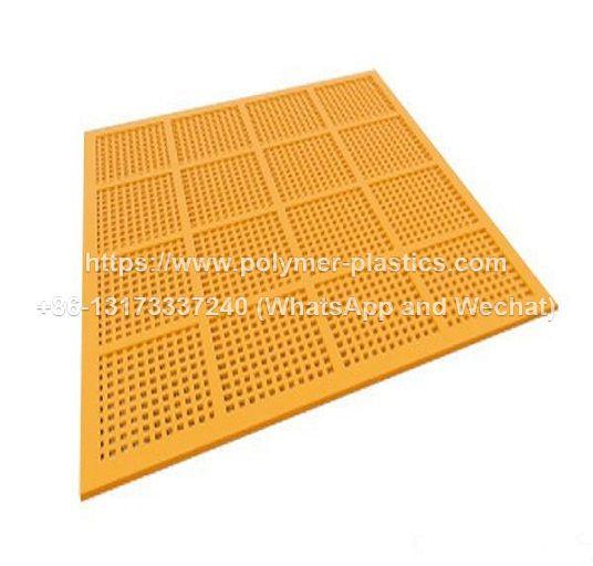 Polyurethane Modular Screen ( Sieve ) Panels ( Rubber)