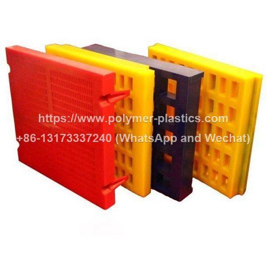 Compression Polyurethane Flexible Sieve Plate/polyurethane sieve plate