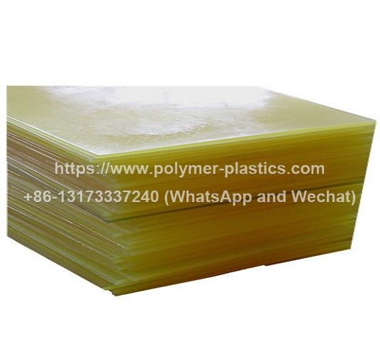 Polyurethane rubber sheet in vast choice of sizes and thickness