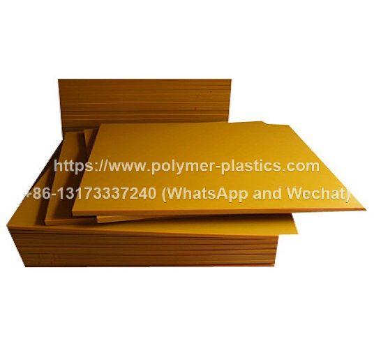 Polyurethane Sheet and Polyurethane Rod