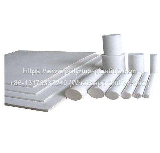 PTFE Sheets - PTFE Rods - Virgin Grade