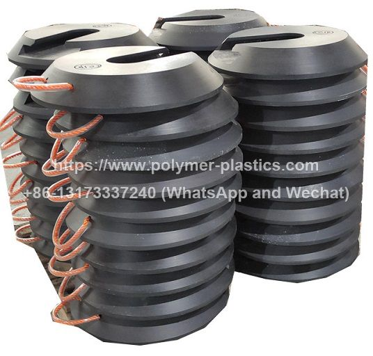 uhmwpe outrigger pad and uhmwpe stabilizer pad