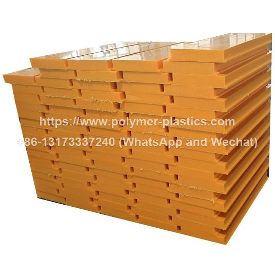 cut to size uhmwpe block and and cushion blocks