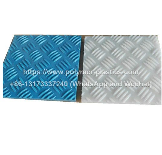 temporary hdpe ground solution mats