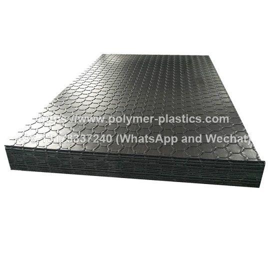 temporary access solution mats uv-resistant