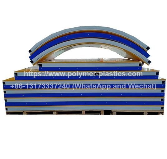portable ice rink dasher boards