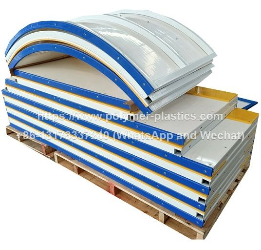 aluminum frame ice rink dasher boards and barrier