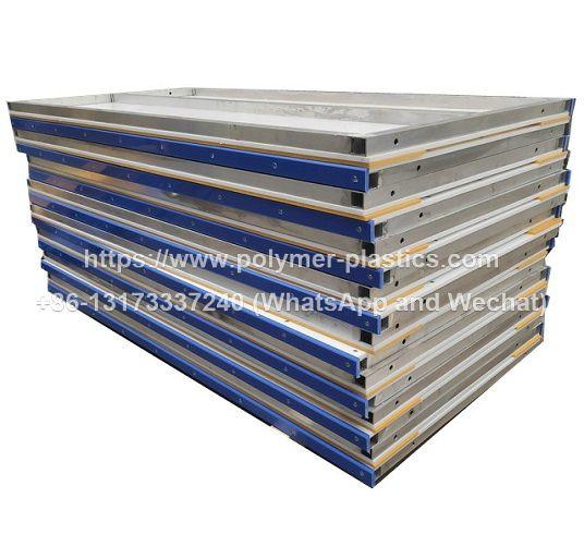 steel frame ice rink dasher boards