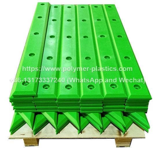 green color uhmwpe fender pad