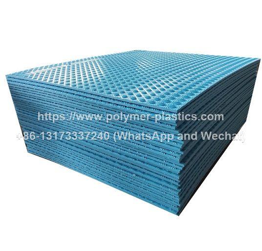 temporary access mats