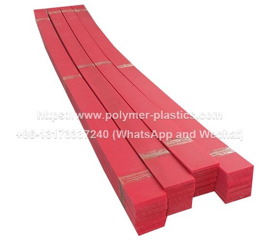 uhmwpe wear strip for material handling  equipments
